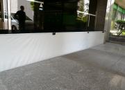 シート式止水板(防潮板)見付けタイプ