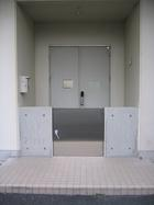 止水板(防潮板)の施工例_K1