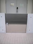 止水板(防潮板)の施工例_K3