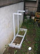 止水板(防潮板)ラックの施工例_M2